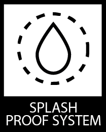 Splash Proof icon by Stan Diers for Serene Living