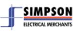 Simpson Electrical Merchants logo